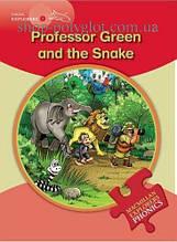 Книга Professor Green and the Snake