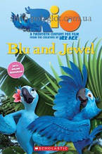 Книга Rio: Blu and Jewel
