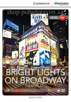Книга Bright Lights on Broadway: Theaterland