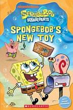 Книга Spongebob Squarepants: SpongeBob's New Toy