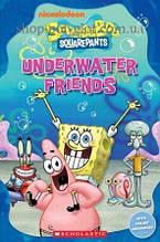 Книга Spongebob Squarepants: Underwater Friends