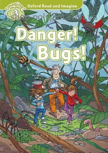 Книга Danger! Bugs!