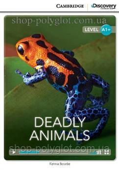 Книга Deadly Animals