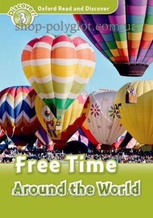 Книга Free Time Around the World