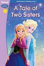 Книга Frozen: A Tale of Two Sisters
