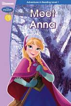 Книга Frozen: Meet Anna