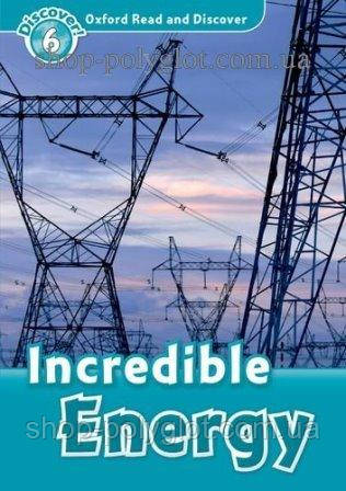 Книга Incredible Energy