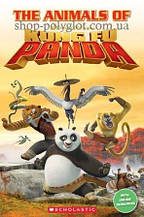 Книга The Animals of Kung Fu Panda