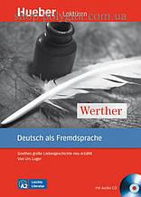 Книга с диском Werther mit Audio-CD