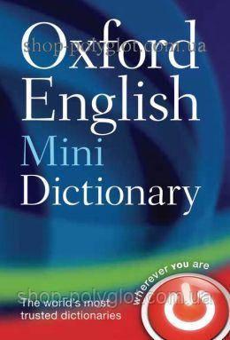 Книга Oxford English Mini Dictionary 8th Edition
