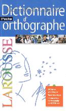 Книга Larousse: Poche Dictionnaire d'orthographe