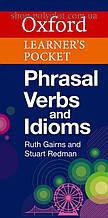 Книга Oxford Learner's Pocket Phrasal Verbs and Idioms