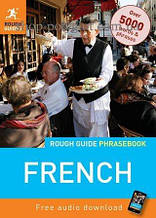 Книга Rough Guide Phrasebook: French