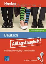 Книга Alltagstauglich Deutsch. Phrases for Everyday Communication (German-English) mit MP3 Download