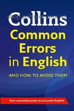 Книга Collins Common Errors in English Second Edition