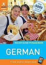 Книга Rough Guide Phrasebook: German