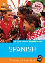 Книга Rough Guide Phrasebook: Spanish