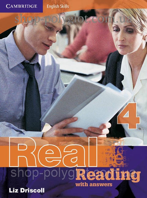 Книга Cambridge English Skills: Real Reading 4 with answers