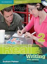 Книга Cambridge English Skills: Real Writing 2 with Audio CD and answers