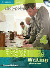Книга Cambridge English Skills: Real Writing 4 with Audio CD with answers