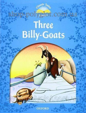 Книга Three Billy-Goats