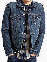 Куртки мужские Levis