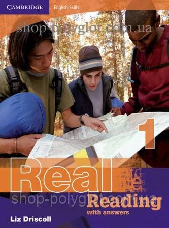 Книга Cambridge English Skills: Real Reading 1 with answers
