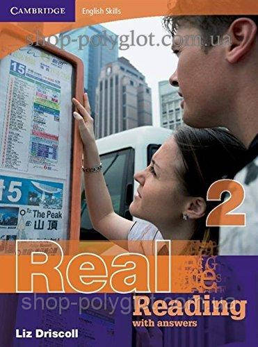 Книга Cambridge English Skills: Real Reading 2 with answers