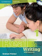 Книга Cambridge English Skills: Real Writing 1 with Audio CD and answers