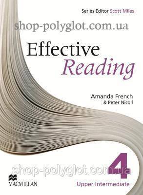 Книга Effective Reading 4