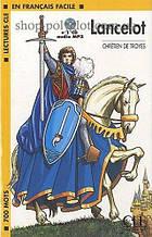 Книга с диском Lancelot avec CD audio