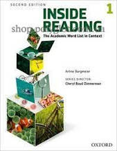 Книга Inside Reading Second Edition 1
