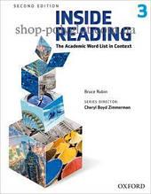 Книга Inside Reading Second Edition 3