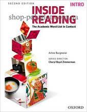Книга Inside Reading Second Edition Intro