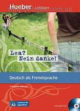 Книга с диском Lea? Nein danke! mit Audio-CD