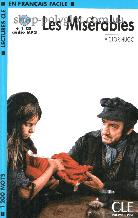 Книга с диском Les Misérables avec CD audio