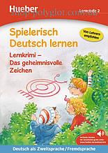 Книга Spielerisch Deutsch lernen Lernstufe 2 Lernkrimi — Das geheimnisvolle Zeichen