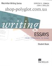 Учебник Writing Essays: From Paragraph to Essay