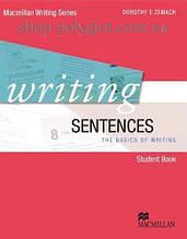 Книга Writing Sentences: The Basics of Writing