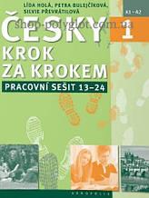 Рабочая тетрадь Česky krok za krokem 1 Pracovní sešit (Lekce 13–24)