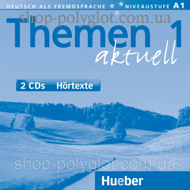 Аудио диск Themen aktuell 1 — 2 Audio-CDs
