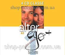 Аудио диск Alter Ego+ 1 — 4 CD Classe