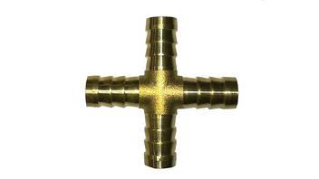 Четверники под шланг (крестообразные)