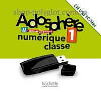 Ресурсы для интерактивной доски Adosphère 1 Numérique Classe