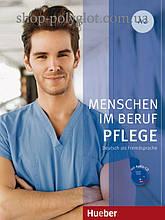 Книга Menschen im Beruf: Pflege A2 mit Audio-CD