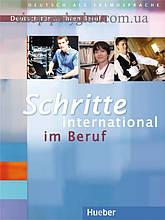 Книга Schritte international im Beruf: Deutsch für... Ihren Beruf