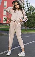 {есть:164,134,140,146,152,158} Спортивный костюм-двойка для девочек, Артикул: BL3807