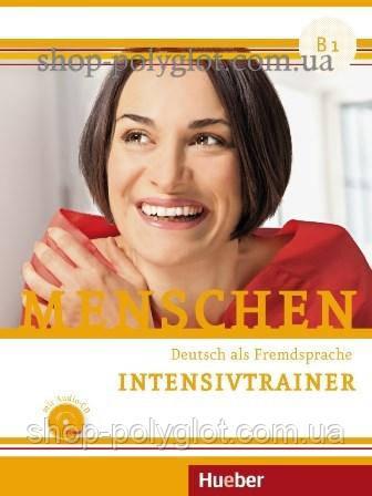 Книга Menschen B1 Intensivtrainer mit Audio-CD