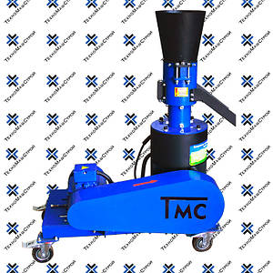 Гранулятoр МГК-150 с двигaтелем 4 кВт 220 В (редукторный)