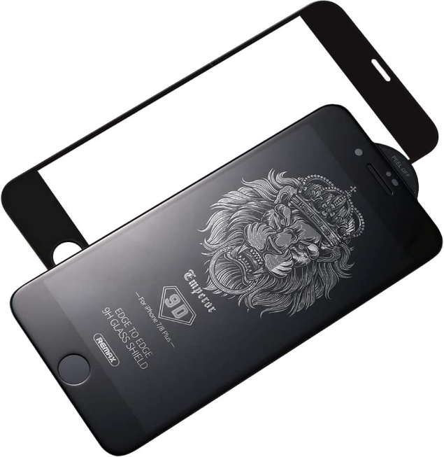 Защитное стекло Remax GL-32 Emperor 3D iPhone 7 Plus/8 Plus Black
